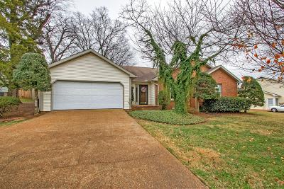 Franklin Single Family Home Under Contract - Showing: 234 Turnbrook Ln