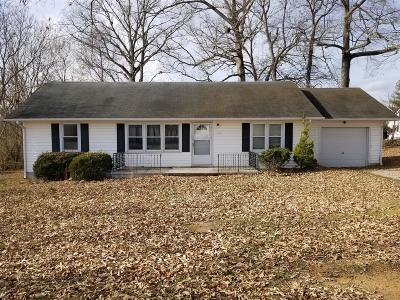 Single Family Home Under Contract - Showing: 409 Woodbury Hwy