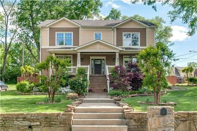 Nashville Single Family Home For Sale: 815 Halcyon Ave
