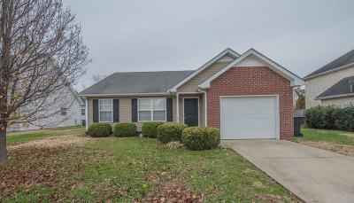 Single Family Home Sold: 1515 Clifdon Ct
