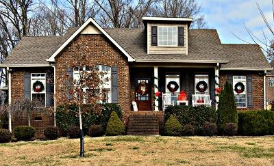 Lewisburg Single Family Home For Sale: 759 Brookside Dr