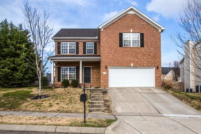 Spring Hill  Single Family Home For Sale: 4003 Sequoia Trl