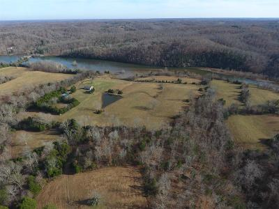 Bon Aqua, Burns, Charlotte, Cumberland Furnace, Dickson, Lyles, Vanleer, White Bluff Residential Lots & Land For Sale: 1505 Old Lock A Rd
