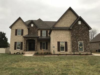Rutherford County Single Family Home For Sale: 1824 Jose Way
