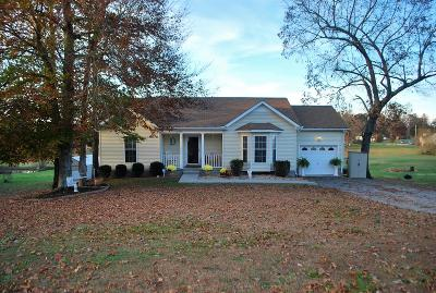 Chapmansboro Single Family Home For Sale: 2009 Ruby Travis Dr