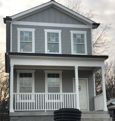 Nashville TN Single Family Home For Sale: $359,900