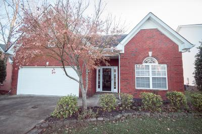 Single Family Home For Sale: 2463 Oak Hill Dr