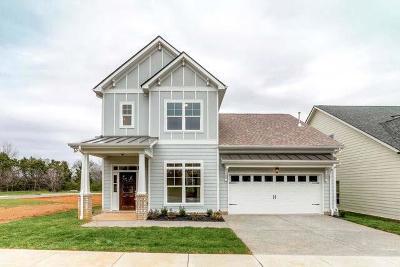 Single Family Home For Sale: 3518 Cortona Way