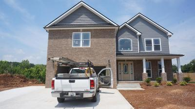 Clarksville Single Family Home Under Contract - Showing: 9 Kingstons Cove