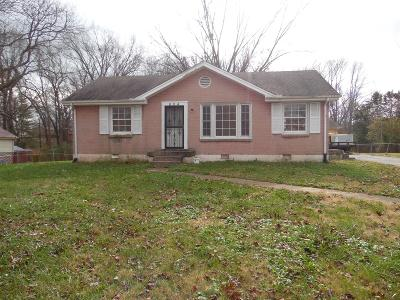 Clarksville Single Family Home Active - Showing: 604 Eva Dr