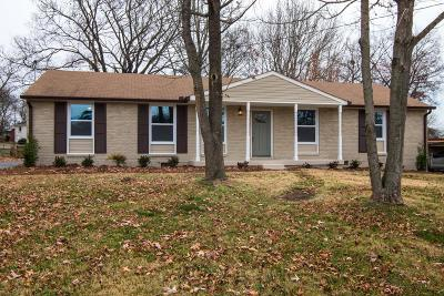 Davidson County Single Family Home For Sale: 310 Gates Rd