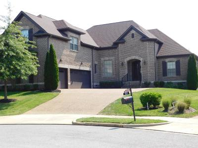 Hendersonville Single Family Home Under Contract - Showing: 111 Keene Vly S