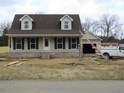 Lewisburg Single Family Home For Sale: 840 Todd Ave