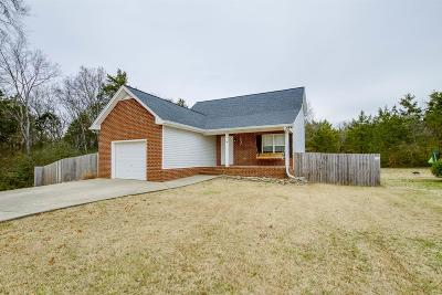 Wilson County Single Family Home For Sale: 331 June Dr
