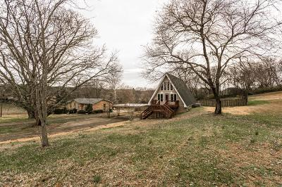 Wilson County Single Family Home For Sale: 321 Hickory Dr