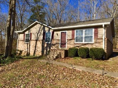 Mount Juliet Single Family Home Under Contract - Showing: 2014 Sanford Dr