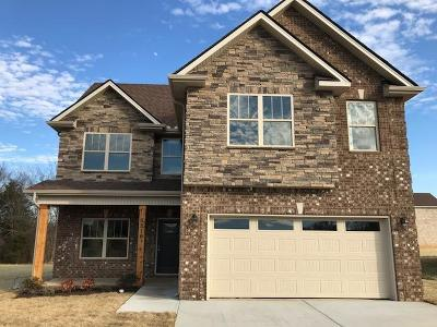 Murfreesboro TN Single Family Home Under Contract - Showing: $297,900
