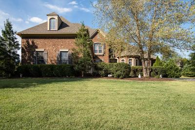 Brentwood Single Family Home Under Contract - Showing: 373 Shadow Creek Dr