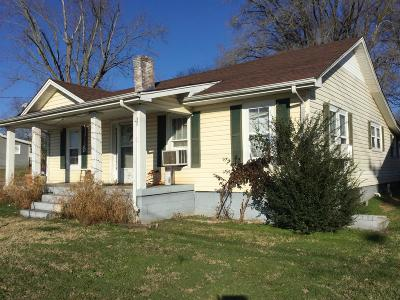 Old Hickory Single Family Home For Sale: 4314 Old Hickory Blvd