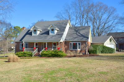 Nashville Single Family Home For Sale: 1124 Lipscomb Drive