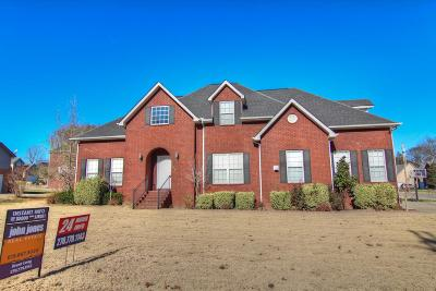Rutherford County Single Family Home For Sale: 7016 Merlot Dr