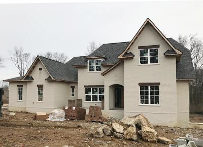 Nolensville Single Family Home Under Contract - Showing: 212 Belgian Rd. Lot 2103