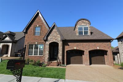 Wilson County Single Family Home For Sale: 609 Southshore Pt