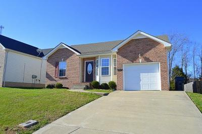 Single Family Home For Sale: 2649 Cider Dr