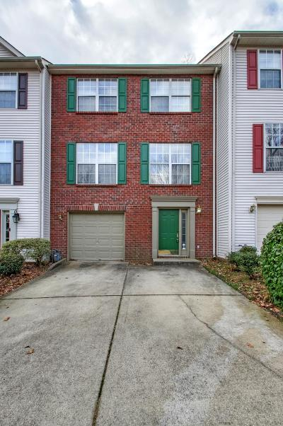 Brentwood Condo/Townhouse For Sale: 470 Huntington Ridge Drive