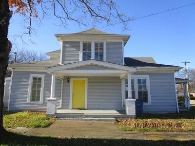 Mount Pleasant Single Family Home For Sale: 111 Locust St
