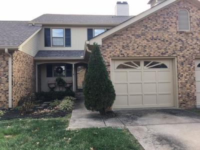 Clarksville Condo/Townhouse Under Contract - Showing: 313 Kingswood Ct