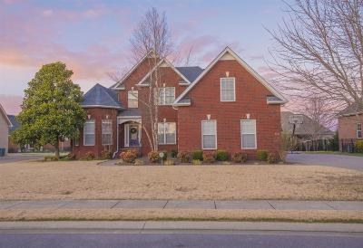 Rutherford County Single Family Home For Sale: 3216 Genoa Dr