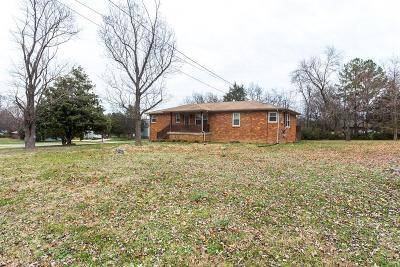 Hendersonville Single Family Home For Sale: 245 Harbor Dr