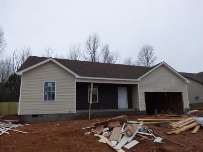 Clarksville Single Family Home For Sale: 541 Magnolia Dr