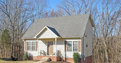 Clarksville Single Family Home For Sale: 764 Cloud Dr