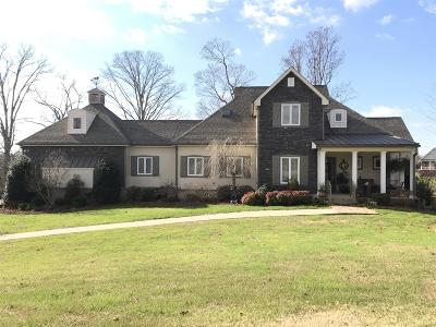 Burns TN Single Family Home For Sale: $499,900