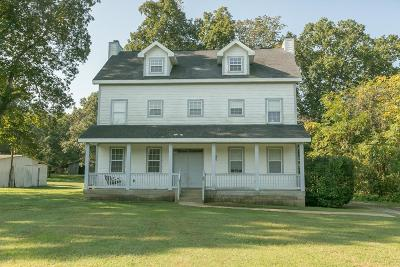 Rutherford County Single Family Home For Sale: 6651 Burnt Knob Rd