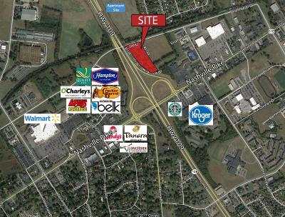 Sumner County Commercial For Sale: 1 Tulip Poplar