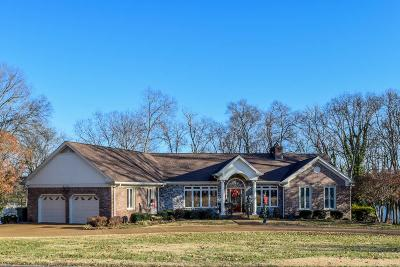 Gallatin Single Family Home Under Contract - Showing: 601 Bay Point Dr