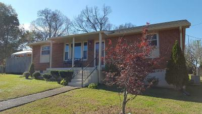 Nashville Single Family Home For Sale: 700 S 13th Street