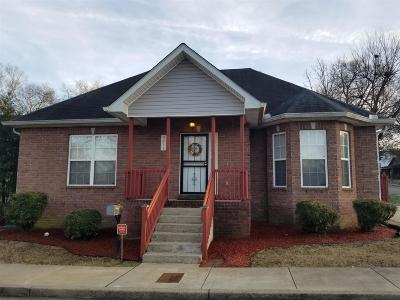 Nashville Single Family Home For Sale: 3013 Clare Ave