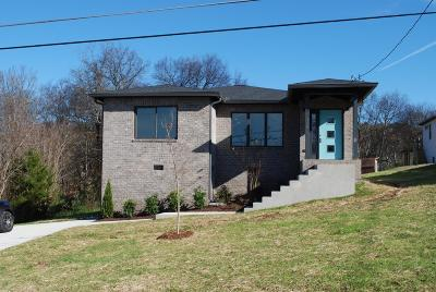 Nashville TN Single Family Home Under Contract - Showing: $269,900