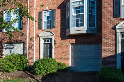 Franklin Condo/Townhouse For Sale: 686 Huffine Manor Cir