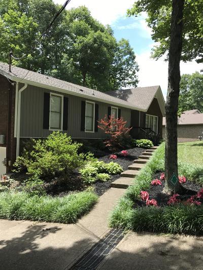 Clarksville Single Family Home For Sale: 230 Audubon Woods Rd