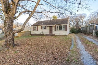 Nashville Single Family Home For Sale: 5516 Meadowcrest Ln