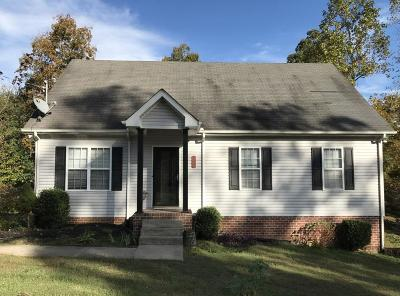 White Bluff Single Family Home Under Contract - Showing: 129 Coach Dr
