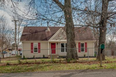 Antioch TN Single Family Home For Sale: $159,944