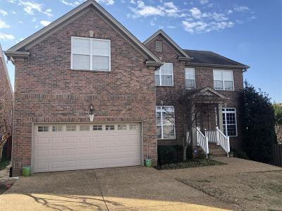 Spring Hill Single Family Home For Sale: 3002 Fresh Water Ct