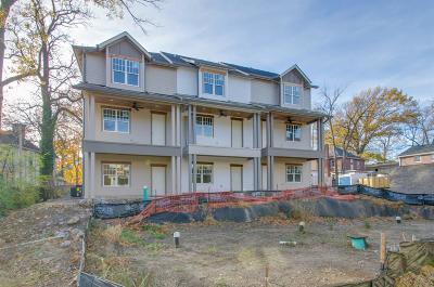 Single Family Home For Sale: 2118 #8 Elliott Avenue