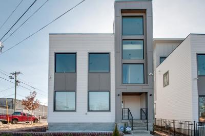 Single Family Home For Sale: 1203 Tremont Ave